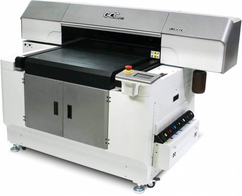 Impresora UV  JF-240UV (YMCK,WW)