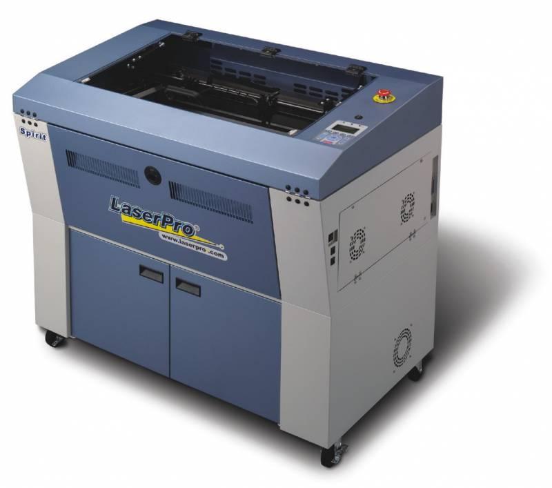 LaserPro Spirit SI-60 60 Watts (740 x 460 mm.)