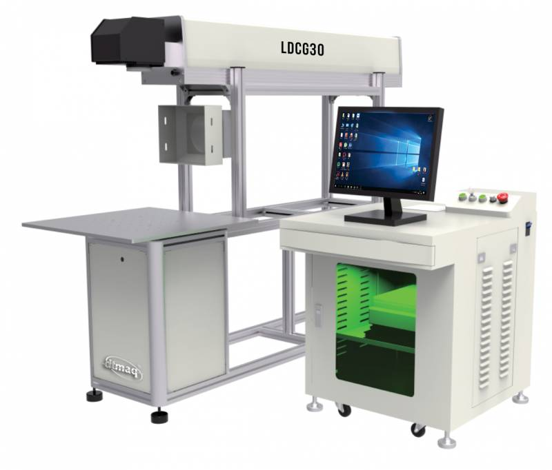 Marcadora Láser DTMAQ LDCG100E