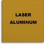 Aluminio Laserable Oro / Graba Negro