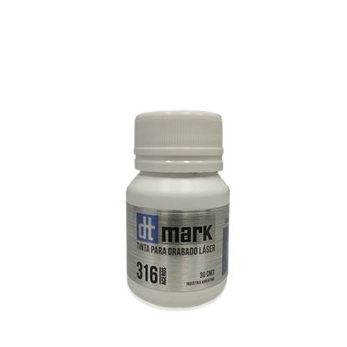 Tinta DTMark para metales 316, frasco 30 cm3