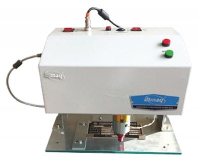 Marcadora de Micropercusión Eléctrica compacta de 170x100 mm.