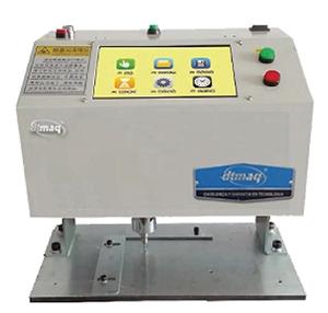 Marcadora de Micropercusión Eléctrica compacta touch, de 170x100 mm.