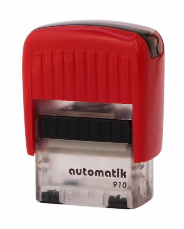 Sello Automatik 910 (14x27mm)