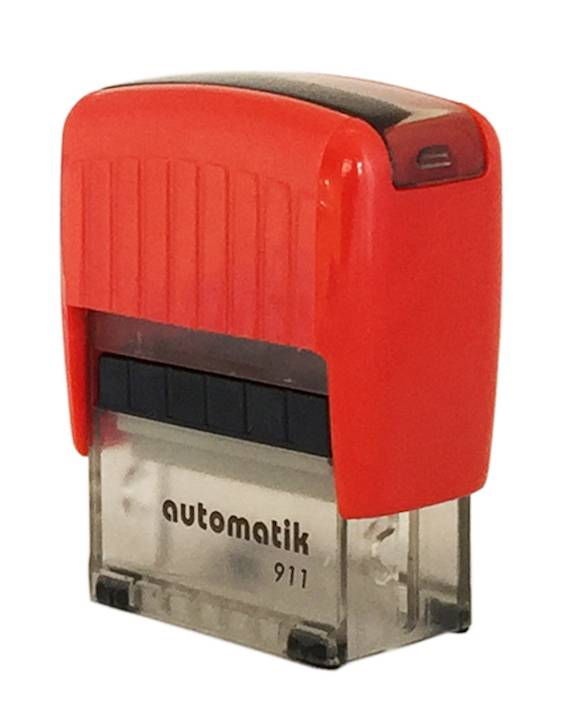 Sello Automatik 911 (18x38mm)