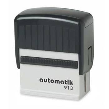 Sello Automatik 913 (24x59mm)
